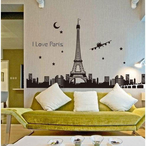 Stylish 3D Wall Sticker