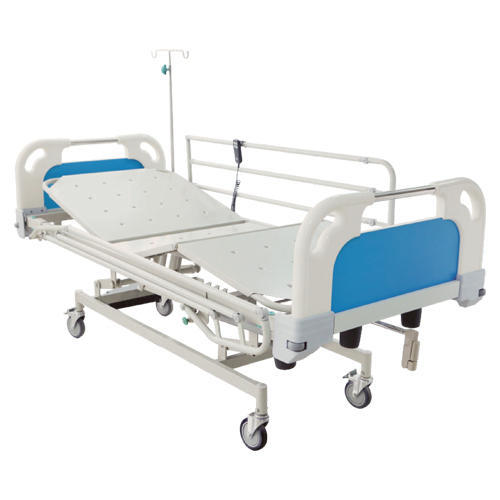 ICU Bed Electrical With Manual Overriding 3 Functions With