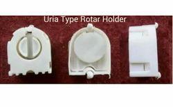 T8 Lamp Holder In Plastic Uria Type