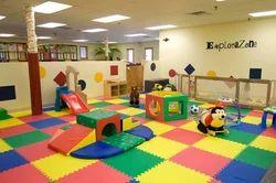 Rubber Flooring & Interlocking Rubber Flooring