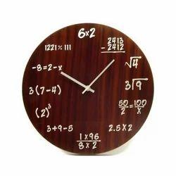 Wooden Clocks - Round