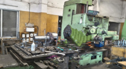 Job Work Plano Miller Machine