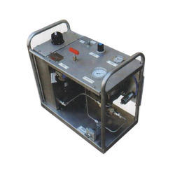 Chemical Injection Pump Skids
