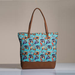 c48c7ee7c65d5 Mauj Multi Printed Designer Tote Bag