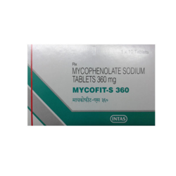 Mycofit-S 360 Tablets