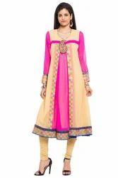 Designer Indo Western Indian Style Tunic Kurti
