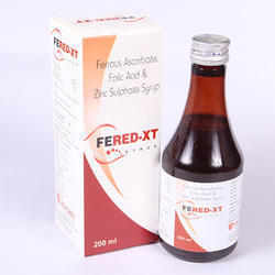 Ferrous Ascorbate 100 mg Folic Acid  5 mg