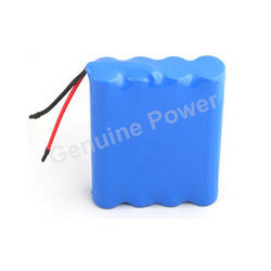 Lithium Battery Pack 12v 10.4ah for Breathing Machine CPAP