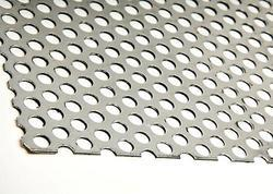 Perforated SS Sheets