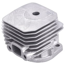 Aluminum Die Cast Bike Cylinder Head