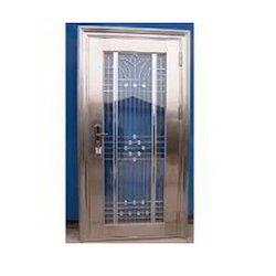 Restaurant Metal Door