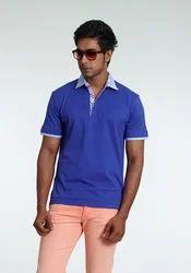 Men's Casual Polo T Shirt
