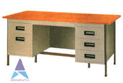 Steel Office Table