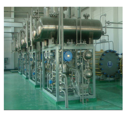 Hydrogen Gas Plant ( By Water Electrolysis )