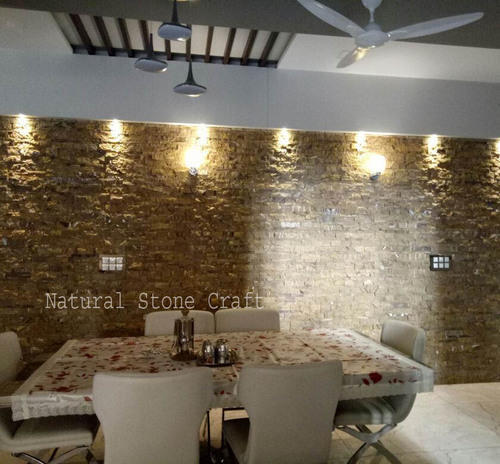 Wall Cladding - Brown Wall Cladding Tiles Manufacturer from Jaipur