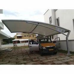 Membrane Car Park Structure