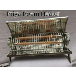 Iron 1000w, 2000w Priya Room Heater, 220v