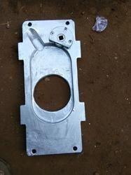 Slider Gate Fixed Plate