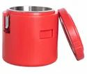 Food Holding Hot & Cold Container