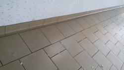 Acid Proof Coving Tiles
