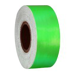 Fluoroscent Green Color Exotic Tape