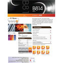 B 814 High Resin Thermal Transfer Ribbon