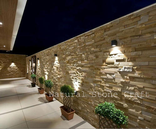 Manufacturer of Wall Cladding Tiles Stacked Stone Wall Tiles by