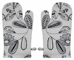 Printed Kitchen Glove