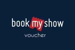 BookMyShow - Gift Card/Gift Voucher