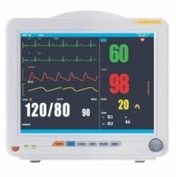 Multi Parameter Patient Monitor (Model No:-Aqua 12)