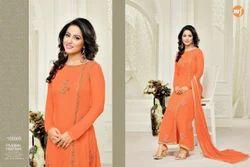 Round Neck Heenari Salwar Suit