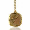 Picture Jasper Gemstone  Pendant