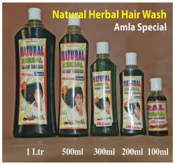 Natural Herbal Hair Wash Shampoo ( Amla Special )