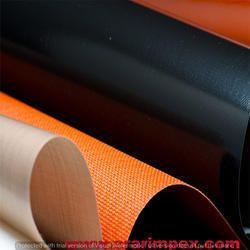 Neoprene Coated Glass Fabric