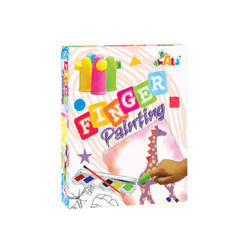 Finger Painting Board Game
