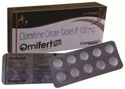 Clomiphene Citrate 100 mg
