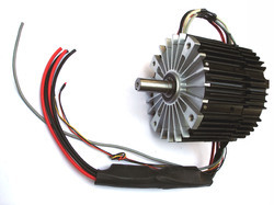 2HP 3000 RPM 48VDC BLDC Motors with Controller