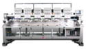 Multi Head Embroidery Machine