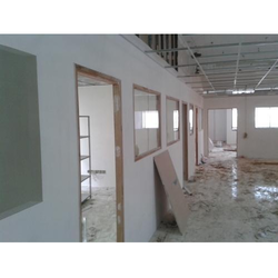 Gypsum Board Partition Contractor