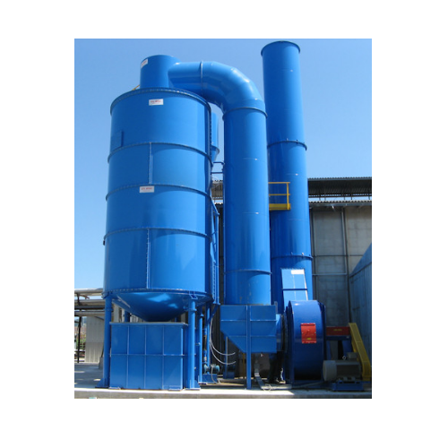 Wet Scrubbers Manufacturer From Pune