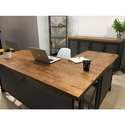 Office Table With Storage Unit