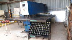 Used Machinery CNC Punch Press