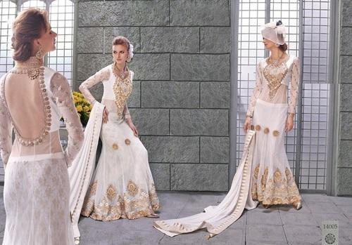 Designer Party Wear Gowns Gowns Manufacturer From New Delhi