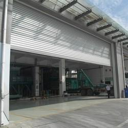 Automatic Aluminum Rolling Shutter