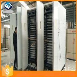 TM&W - Industrial Incubator Or Hatcher of 22528 Eggs capacity