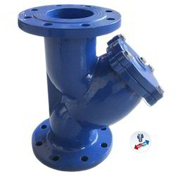 PTFE Lined Y-Strainer