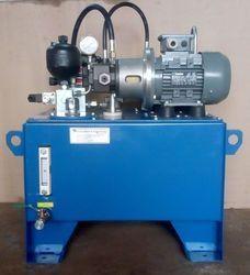 Hydraulic Power Pack for CNC VMC Machine