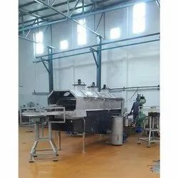Rasgulla Cooling Conveyor