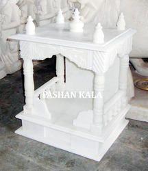 Carved Marble Mandir
