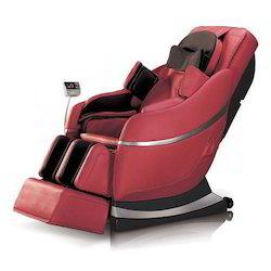 Elite Plus Luxury 3D Massage Chair - Rose Red